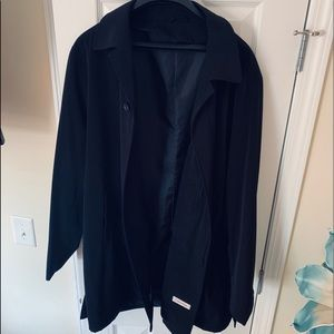 Double Lined Calvin Klein Trench Coat